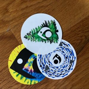 Lokai stickers